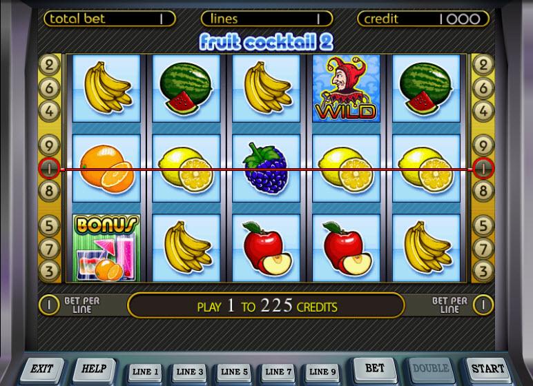Fruit Coctail 2 MCPcom Igrosoft