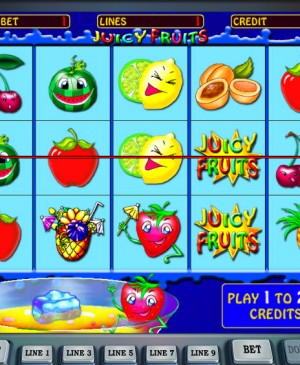 Juicy Fruits MCPcom Igrosoft