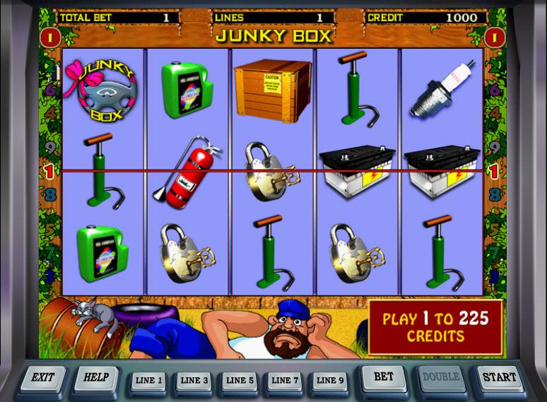 Junky Box MCPcom Igrosoft