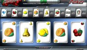 Fruit Poker MCPcom KGR