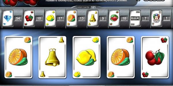 Fruit Poker MCPcom KGR