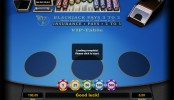 Black Jack Vip-Table MCPcom KGR Entertainment