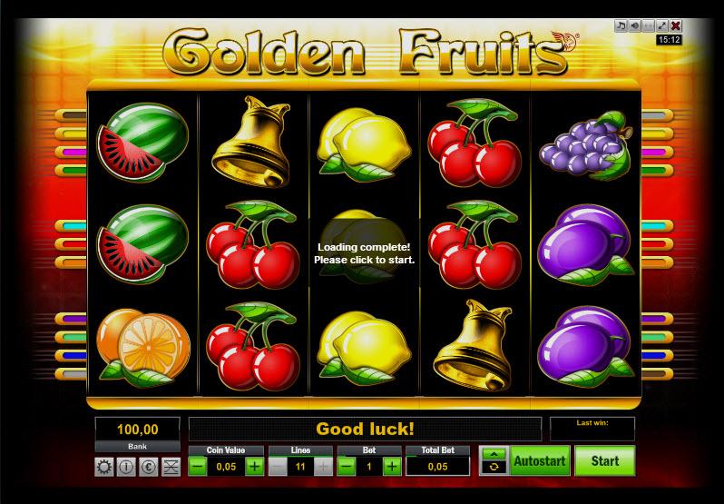 Golden Fruits MCPcom KGR Entertainment