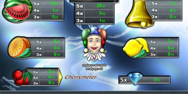 Fruit Poker MCPcom KGR pay