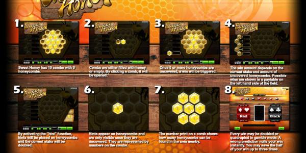 Sweet Honey MCPcom KGR2