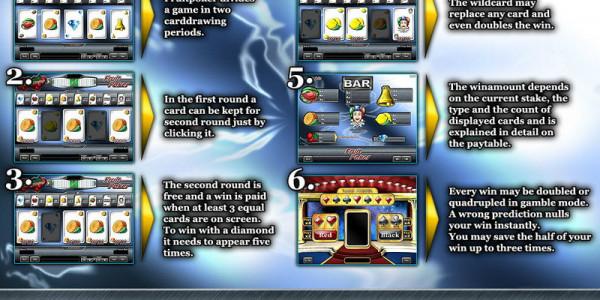 Fruit Poker MCPcom KGR pay2