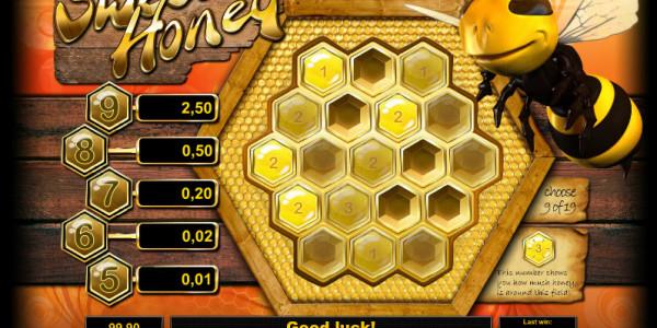 Sweet Honey MCPcom KGR