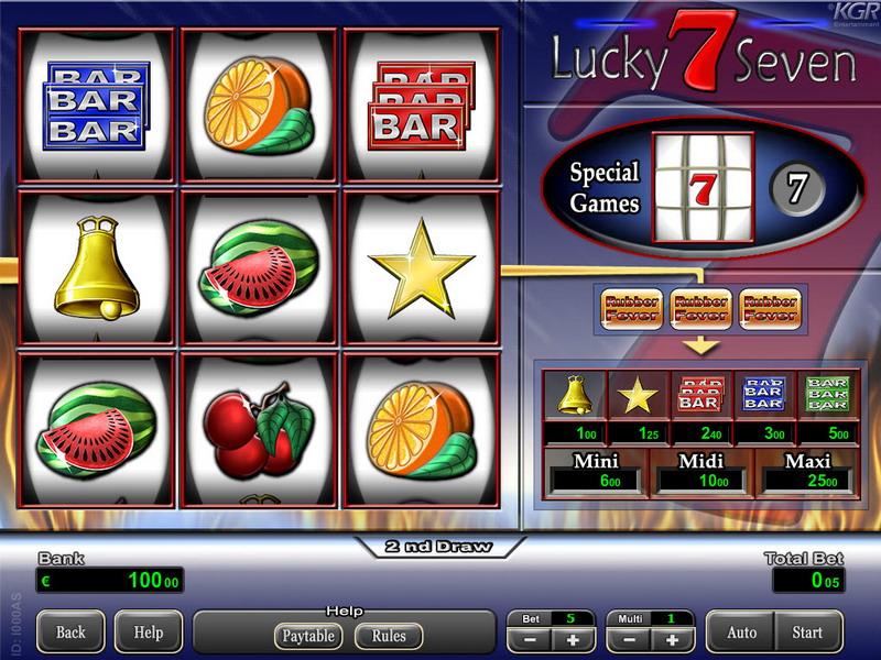 Lucky Seven MCPcom KGR