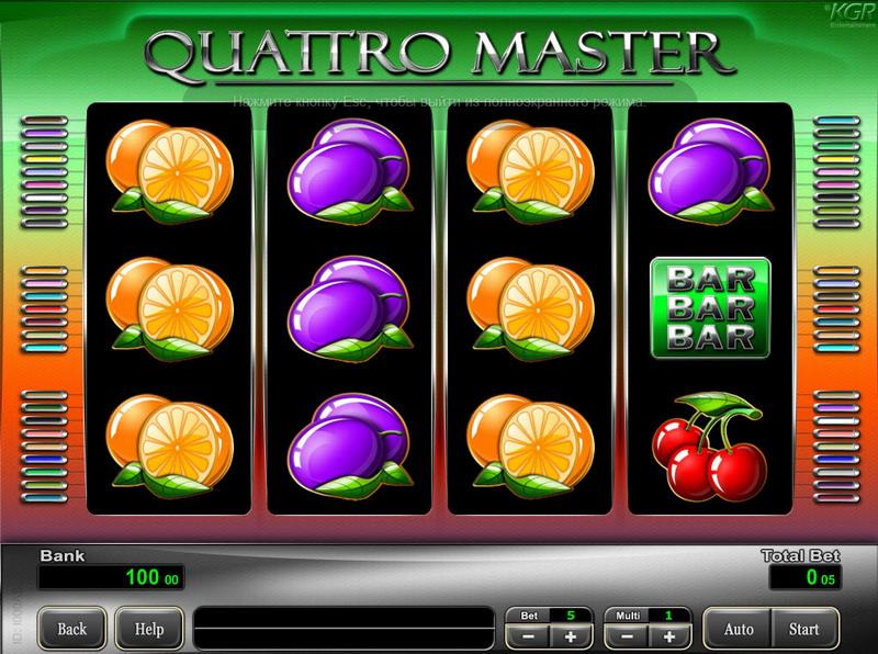 Quattro Master MCPcom KGR