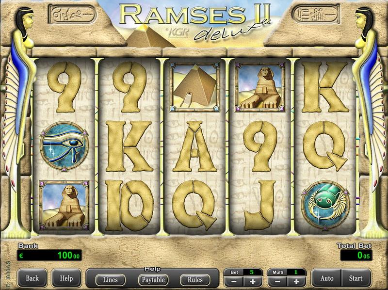 Ramses II MCPcom KGR