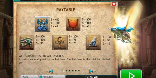 Khepri – The Eternal God MCPcom Leander Games pay