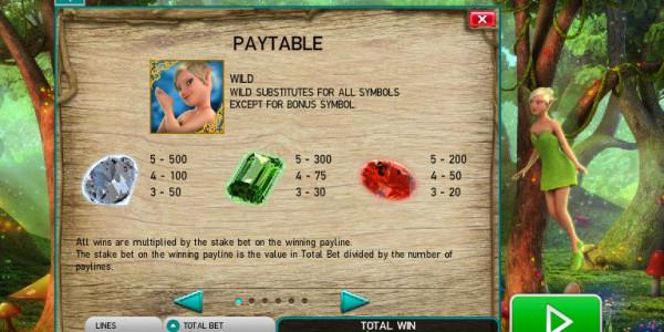 Magic Gems MCPcom Leander Games pay