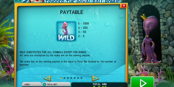 Octopus Kingdom MCPcom Leander Games pay