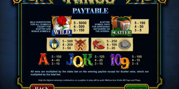 Lucky Tango MCPcom Leander Games pay