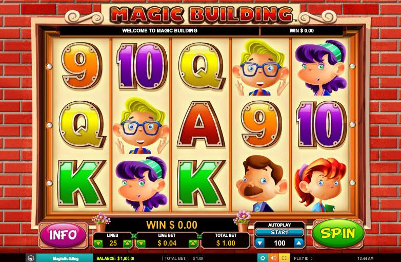 Magic Building MCPcom Leander Games