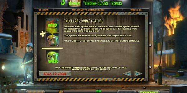 Zombie Rush MCPcom Leander Games pay2