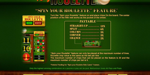 Reely Roulette MCPcom Leander Games pay2