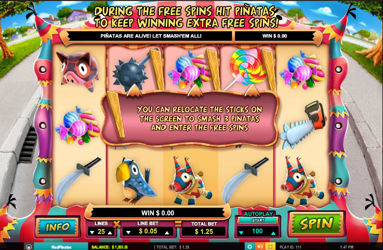 Mad Pinatas MCPcom Leander Games