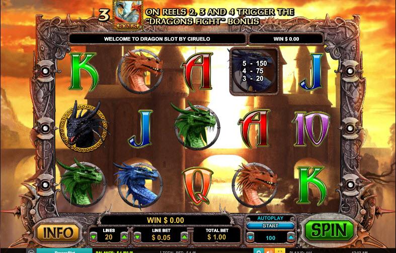 Dragon Slot MCPcom Leander Games