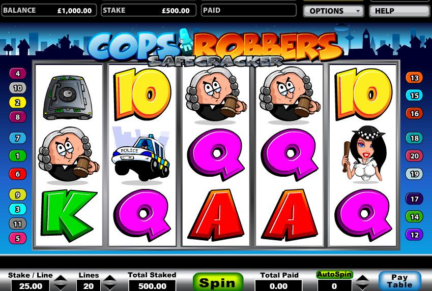 Cops N Robbers MCPcom Mazooma Games