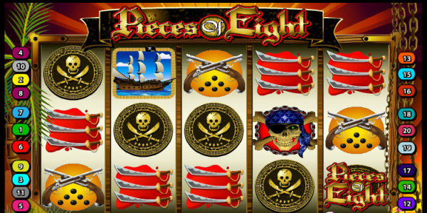 Pieces Of Eight MCPcom Mazooma Games