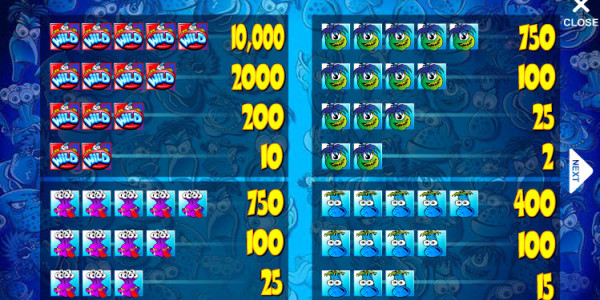 Mental Money Monsters MCPcom Mazooma Games pay