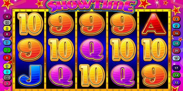 Showtime MCPcom Mazooma Games