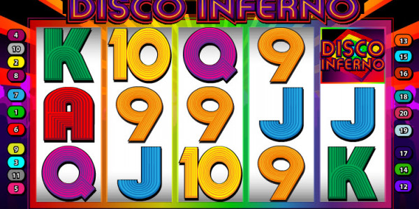 Disco Inferno MCPcom Mazooma Games