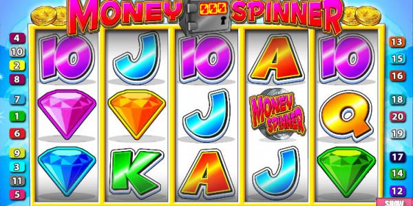 Money Spinner MCPcom Mazooma Games