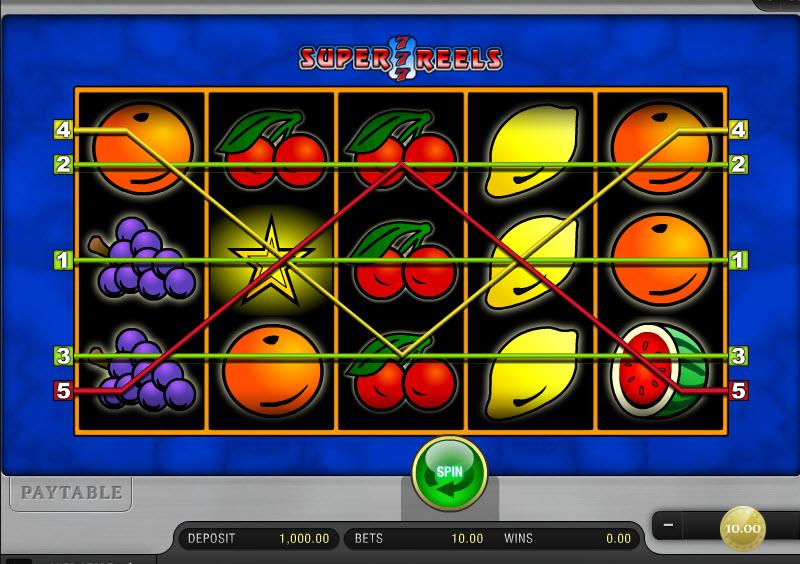Super 7 Reels MCPcom Merkur Gaming