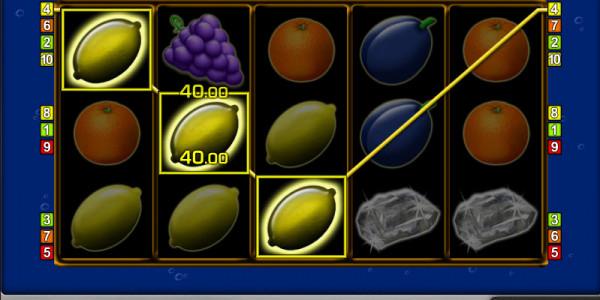 Candy & Fruits MCPcom Merkur Gaming win