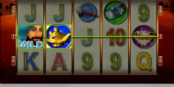 Gold of Persia MCPcom Merkur Gaming win
