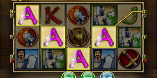 Knight's Life MCPcom Merkur Gaming win
