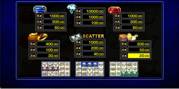 Extra 10 Liner MCPcom Merkur Gaming pay