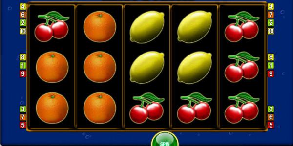 Candy & Fruits MCPcom Merkur Gaming