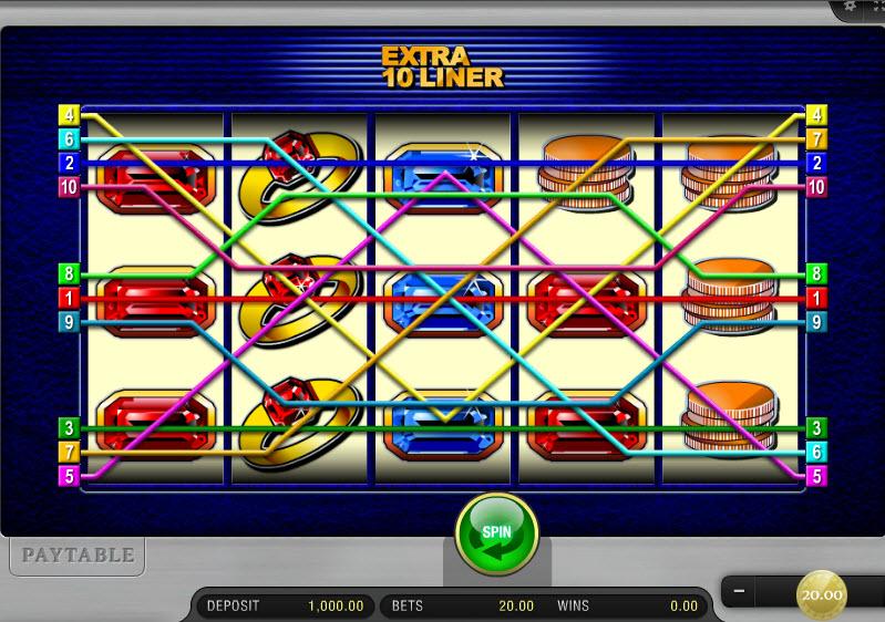 Extra 10 Liner MCPcom Merkur Gaming