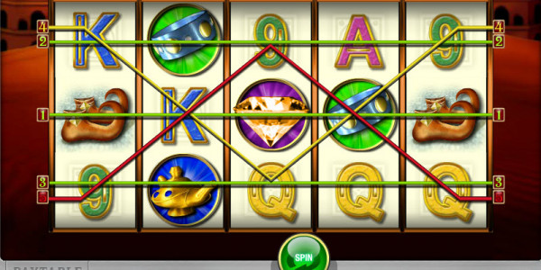 Gold of Persia MCPcom Merkur Gaming