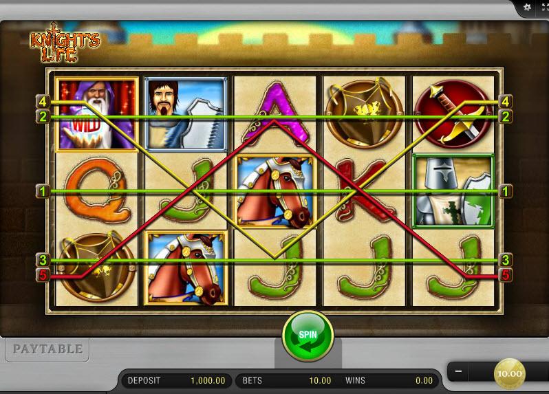 Knight's Life MCPcom Merkur Gaming