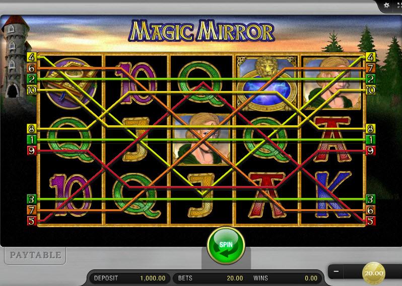 Magic Mirror MCPcom Merkur Gaming
