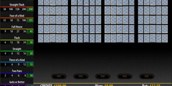 25 Line Jacks or Better MCPcom Multislot2
