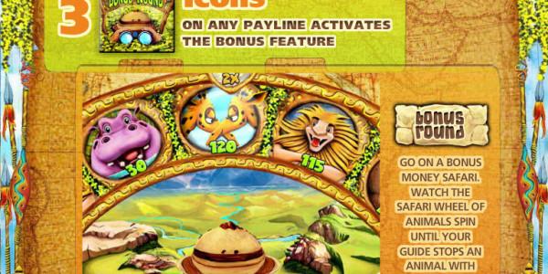Big Game Safari MCPcom Multislot pay2