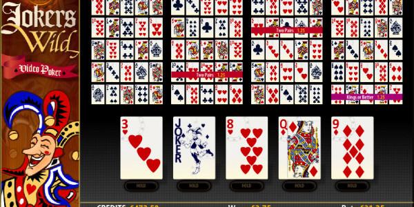 25 Line Jokers Wild MCPcom Multislot3