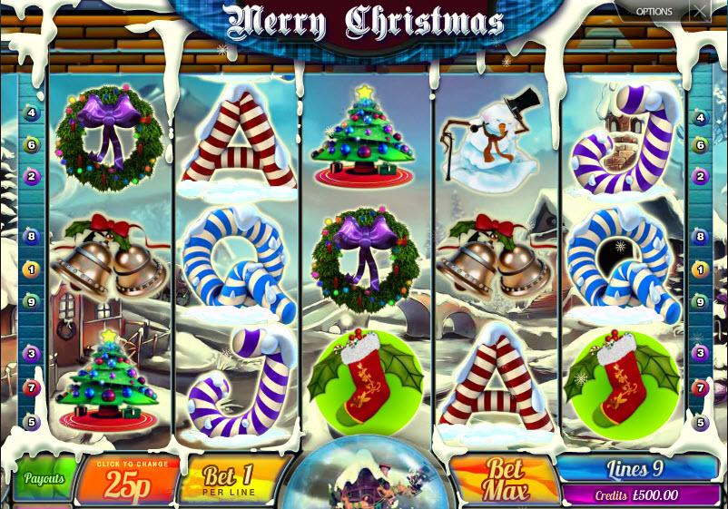 Merry Christmas MCPcom Multislot