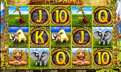 Big Game Safari MCPcom Multislot