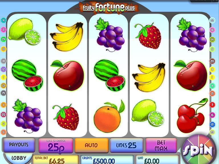 Fruity Fortune Plus MCPcom Multislot
