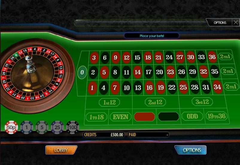 Roulette MCPcom Multislot