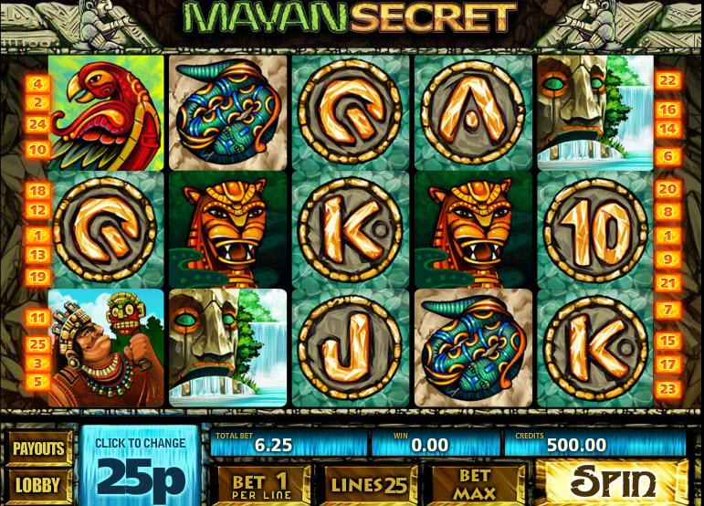 Mayan Secret MCPcom Multislot