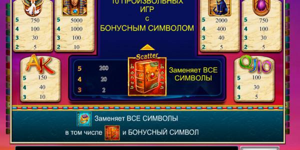 Pharaons Ring MCPcom Novomatic pay