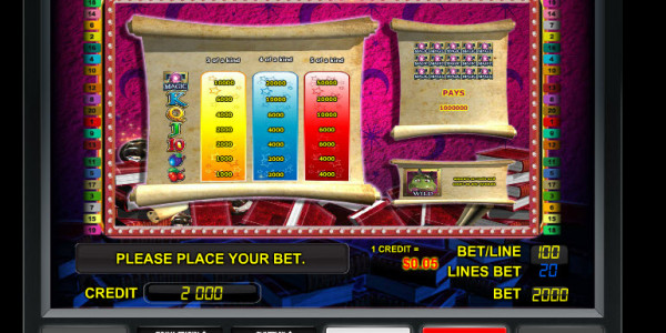 Win Wizard MCPcom Novomatic pay