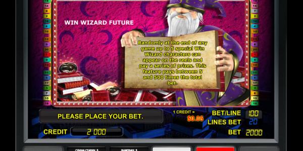 Win Wizard MCPcom Novomatic pay2